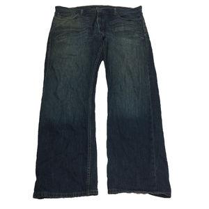 Levis 514 Slim Straight Denim Jeans Size 40x32